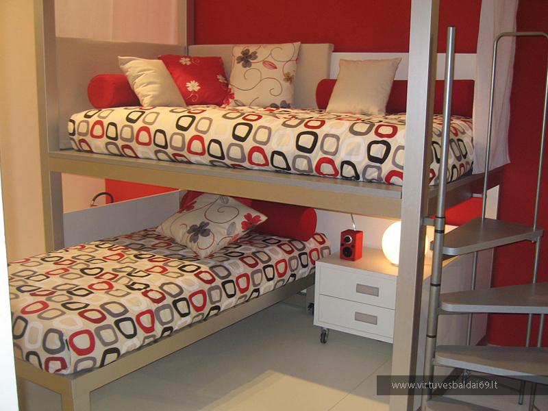 vaiko-kambario-baldu-komplektai