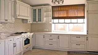 Provanso stiliaus virtuves baldai kaina akcija
