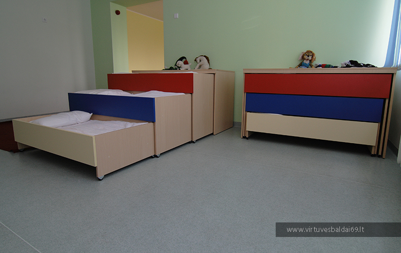 vaiku-darzelio-kambario-baldai-lovos-internetu-vilniuje
