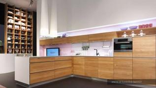 Virtuves baldai internetu komplektai akcija pagal užsakymą