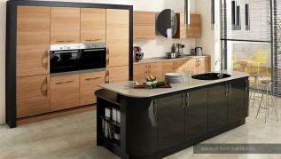 Vokiški itališki virtuvės baldai kainos alytuje