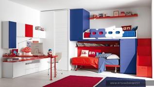 Vaikų kambario baldai komplektai kaina naudoti internetu